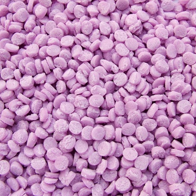 Pastel Purple Confetti Dots