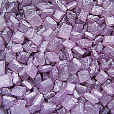 Pearlised Purple Sugar Rocs
